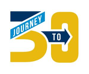 Journey to 30 Logo
