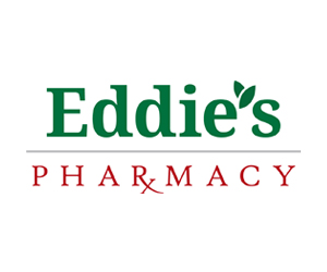 Logo design for Eddie's Pharmacy
