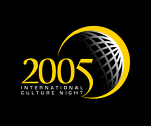 Logo for International Culture Night at Fresno State