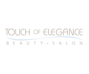 Logos gustavo torres for A touch of elegance salon