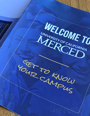 UC Merced Direct Mail Poster